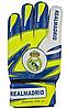 Воротарські рукавички Latex Foam REAL MADRID, розмір 8, синьо-зелений, RM18, фото 3