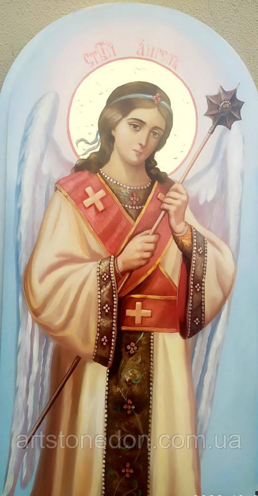 Икона для иконостаса писаная Святой Ангел Божий