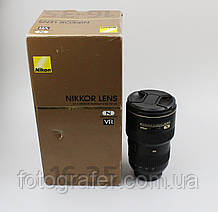 Объектив Nikon 16-35mm f/4.0G ED VR AF-S Nikkor Б/У / в магазине