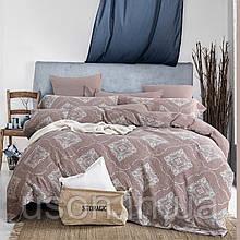 Комплект  постельного белья Wash Jacquard (Вареный хлопок) ТМ Tiare 10