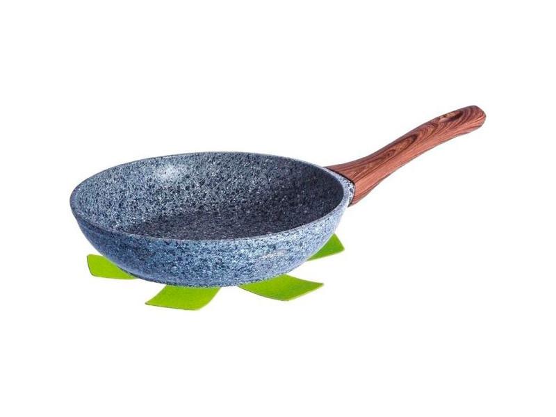 Сковорода з гранітним покриттям Bohmann 200мм