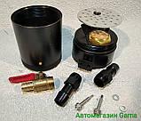 Масловіддільник для сапуна автомобільний, сепаратор універсальний зі зливом, фото 4
