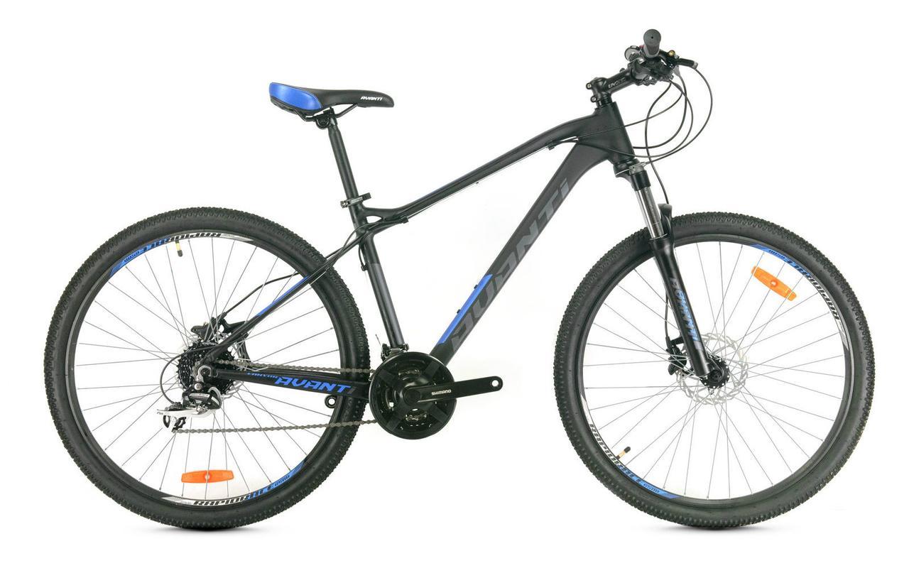 "Велосипед 27.5 Avanti Canyon гидравл., 19"""