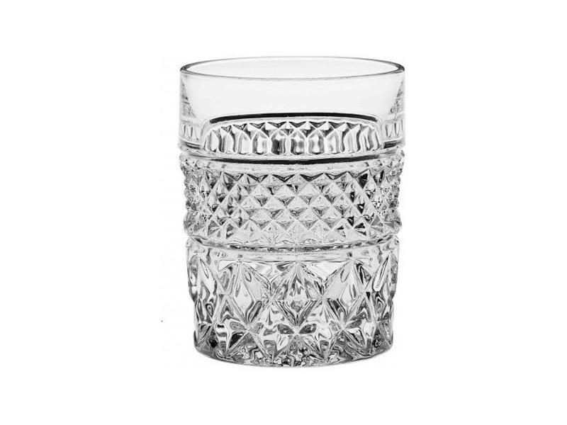 Стаканы для виски Bohemia Madison 240 мл 6 шт Богемия Медисон