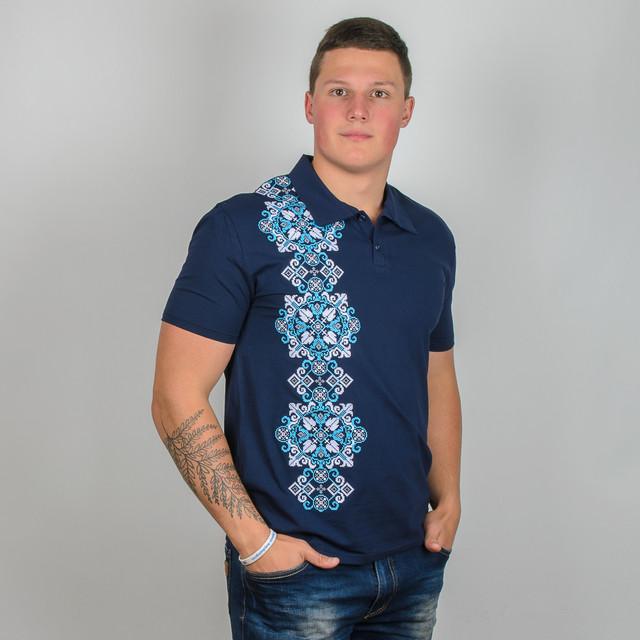 Вишиті чоловічі футболки
