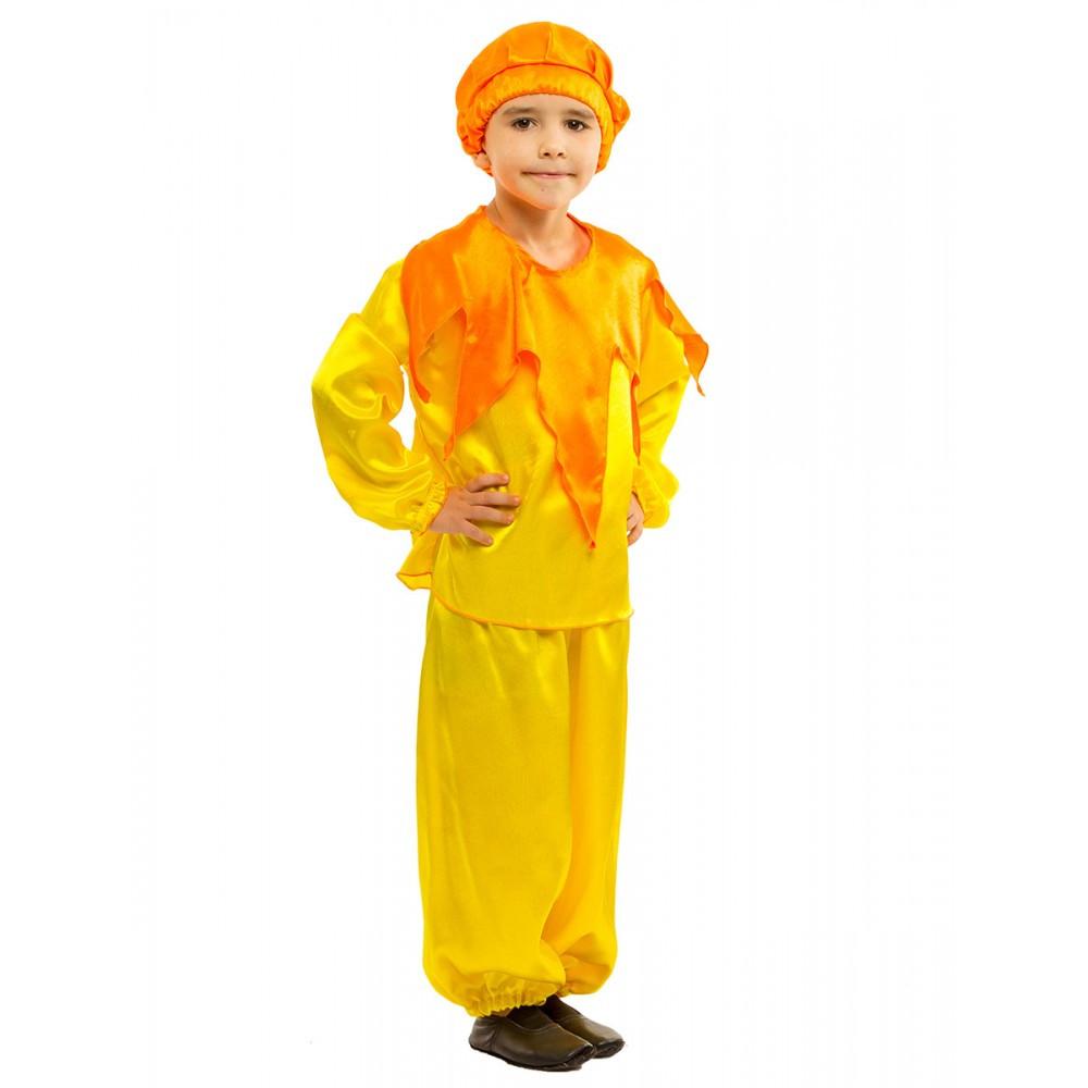 Детский карнавальный костюм Солнышка, Лучика для мальчика