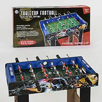 Деревянный настольный футбол для детей, кикер, настольный футбол на штангах (803-2)
