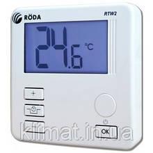 Термостат комнатный дневной(каб) RTW2