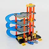 Игровой набор для машинок с лифтом Гараж парковка 7688, фото 2