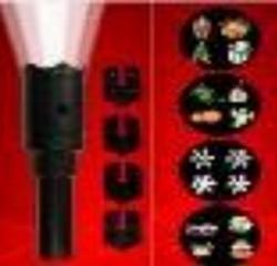 Фонарик со слайдами (без зарядки/)flashlight card lamp (no charge)