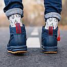 Кроссовки мужские Nike Lunar Force 17 Duckboot blue, фото 2