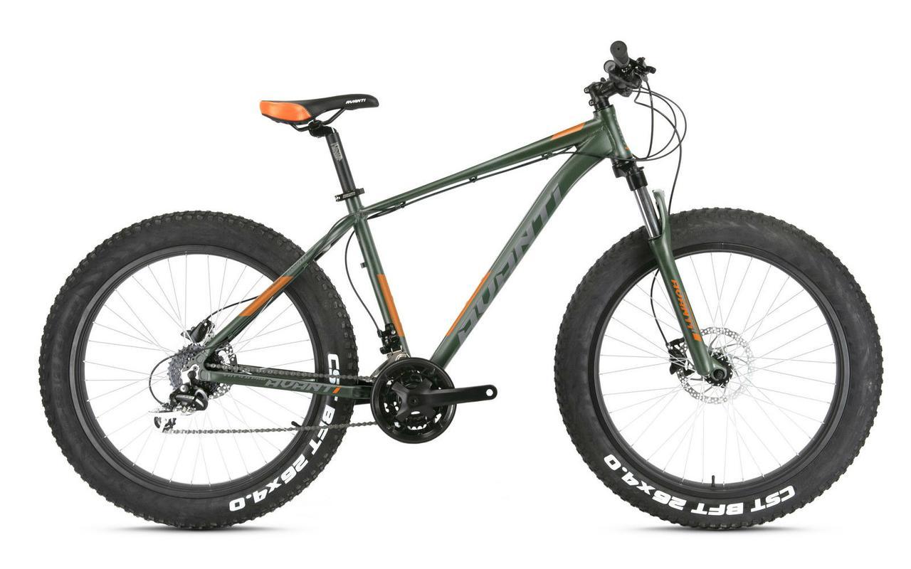 """Велосипед 26 Avanti FAT PRO, 19"""", гидравл. Fatbike"""