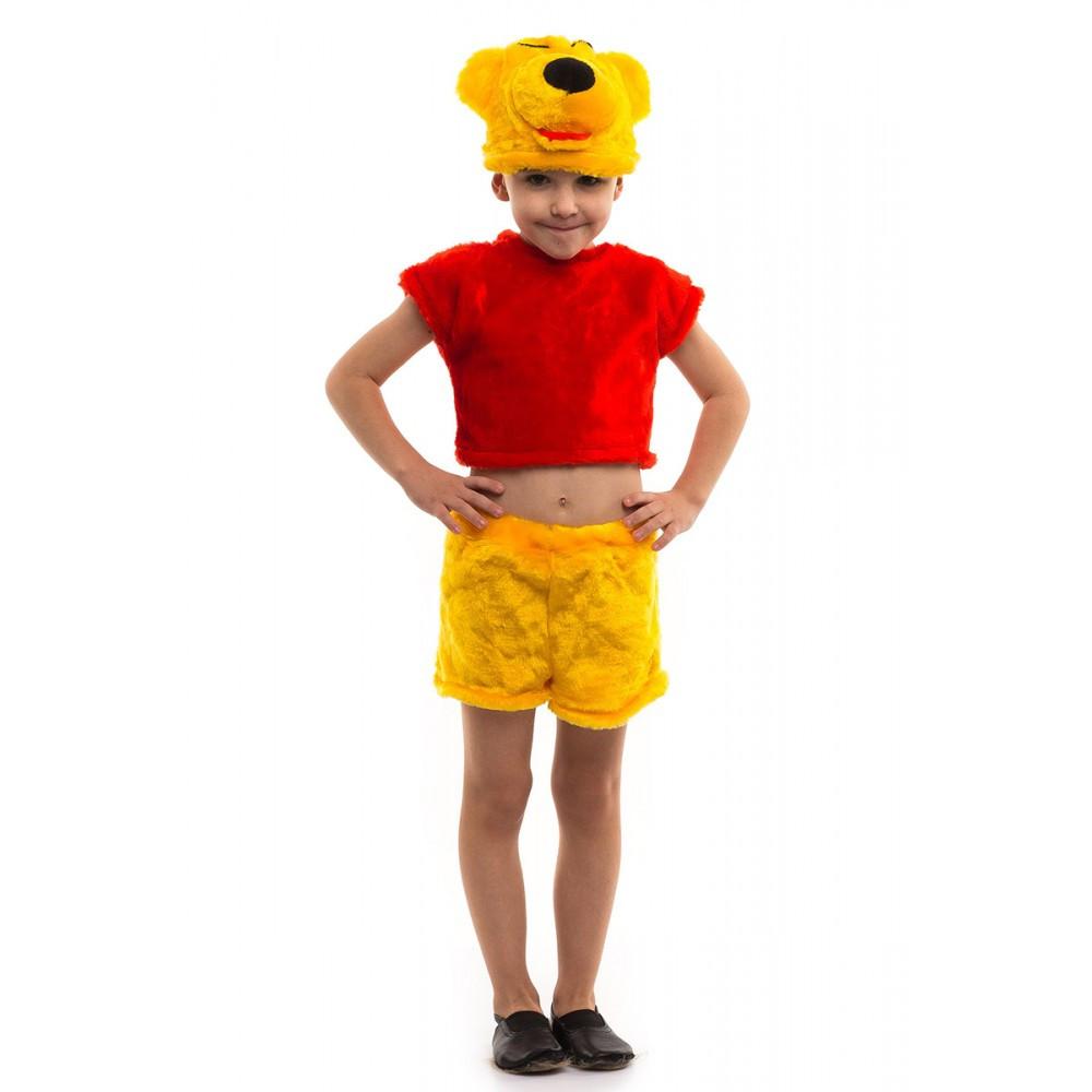 Карнавальный костюм Винни Пуха для мальчика