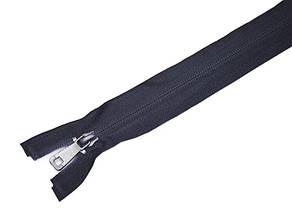 Zipper Спиральная молния, Потайная,темно-синий,80см,1бегунок
