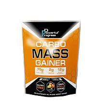 Powerful Progress CARBO MASS GAINER 2 kg . Гейнер.