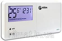Термостат комнатный недельный(каб) RTW7