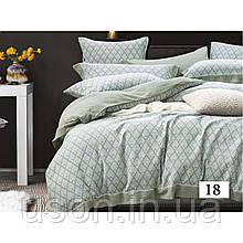 Комплект  постельного белья Wash Jacquard (Вареный хлопок) ТМ Tiare 18