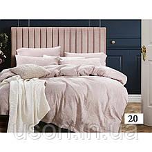 Комплект  постельного белья Wash Jacquard (Вареный хлопок) ТМ Tiare 20