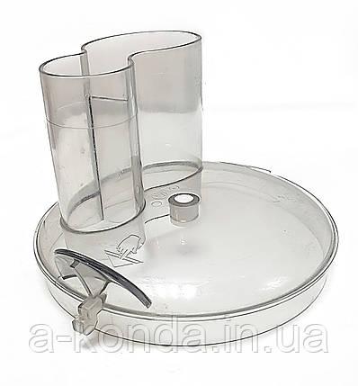 Крышка основной чаши 1500ml для кухонного комбайна Zelmer 877. 0110, фото 2