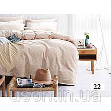 Комплект  постельного белья Wash Jacquard (Вареный хлопок) ТМ Tiare 22