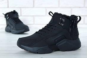 Кроссовки мужские зимние Nike Huarache X Acronym Mid Мех