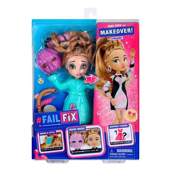 Игровой набор с куклой Failfix  диджейка