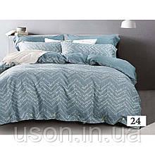 Комплект  постельного белья Wash Jacquard (Вареный хлопок) ТМ Tiare 24