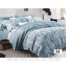 Комплект  постельного белья Wash Jacquard (Вареный хлопок) ТМ Tiare 26