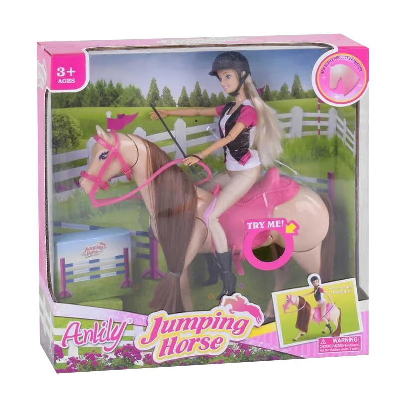 Кукла Anlily с лошадкой (99042)