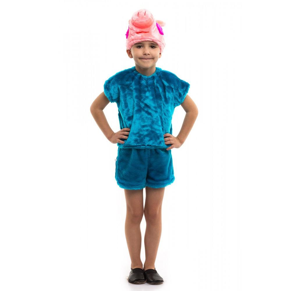Карнавальный костюм свинки Джорджа для мальчика