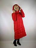 Длинное женское пальто, фото 3