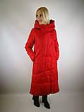 Длинное женское пальто, фото 5