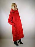 Длинное женское пальто, фото 7