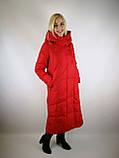 Длинное женское пальто, фото 6