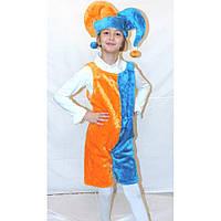 Карнавальный костюм Скомороха для мальчика, фото 1