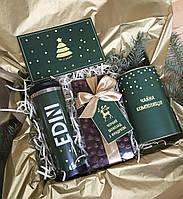 Новогодние корпоративные подарки для клиентов / сотрудников [брендируются, цвет и дизайн меняются]