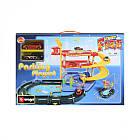 Игровой набор - ГАРАЖ (3 уровня, 2 машинки 1:43) Bburago 18-30025, фото 3