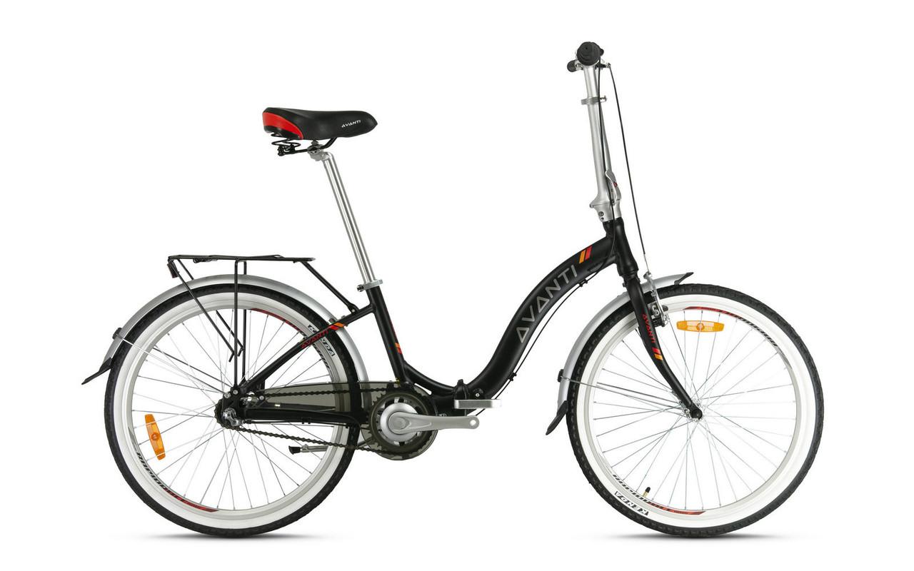 Велосипед складной 20 Avanti Fold Nexus 3 spd