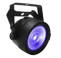 Пар ультрафиолетовый New Light LED-COB UV 1*30W UV LED Par Light
