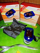 Пульсоксиметр JZK для вимірювання кисню в крові дитячий, дорослий
