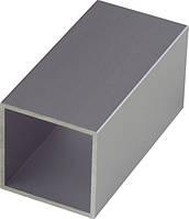 Профиль алюминиевый 40х40 анодированный