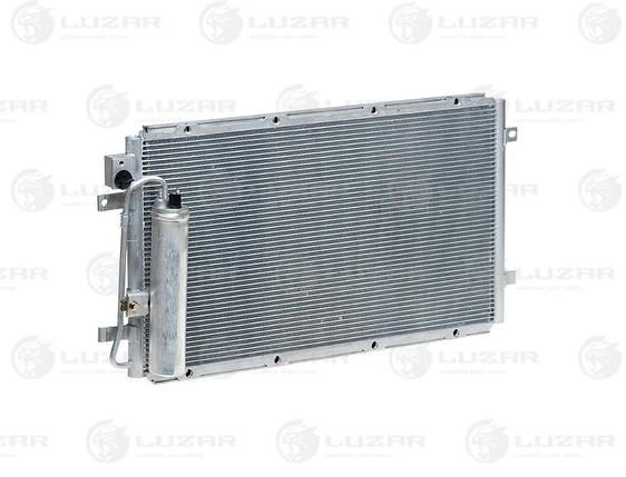 Радиатор кондиционера  ВАЗ Калина 1117, 1118, 1119 кат.код: 2190-8112010, прои-во: Лузар LRAC 0190, фото 2