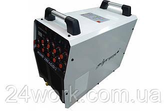 Аргонодугового зварювальний апарат Промінь Профі WSME - 250