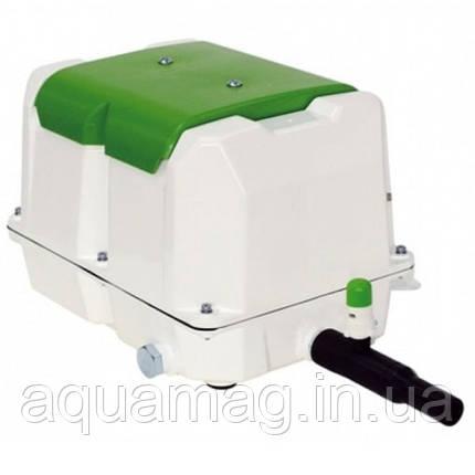 Мембранный компрессор Secoh JDK-S-300 для пруда, септика, водоема, озера, узв, аэратор, фото 2