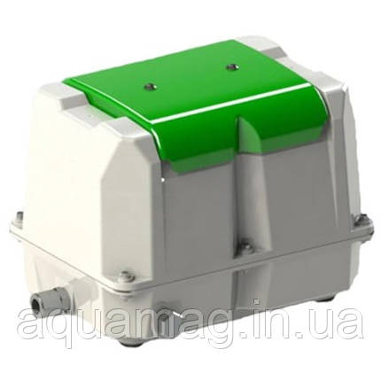 Мембранный компрессор Secoh JDK-S-400 для пруда, септика, водоема, озера, узв, аэратор, фото 2