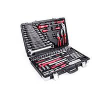 INTERTOOL ET-7145 145 единиц, профессиональный набор инструментов для авто Интертул ЕТ-7145 ЕТ7145, для