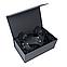 Премиум маска кошечки LOVECRAFT, натуральная кожа, черная, подарочная упаковка, фото 6