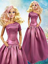 Одежда для кукол Барби - вечернее платье*