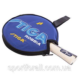 Ракетка для настольного тенниса 1 штука в чехле SGA MT-2667