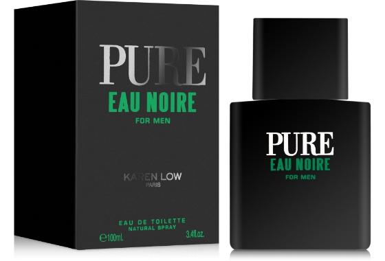 Karen Low Pure Eau Noire Туалетная вода мужская, 100 мл